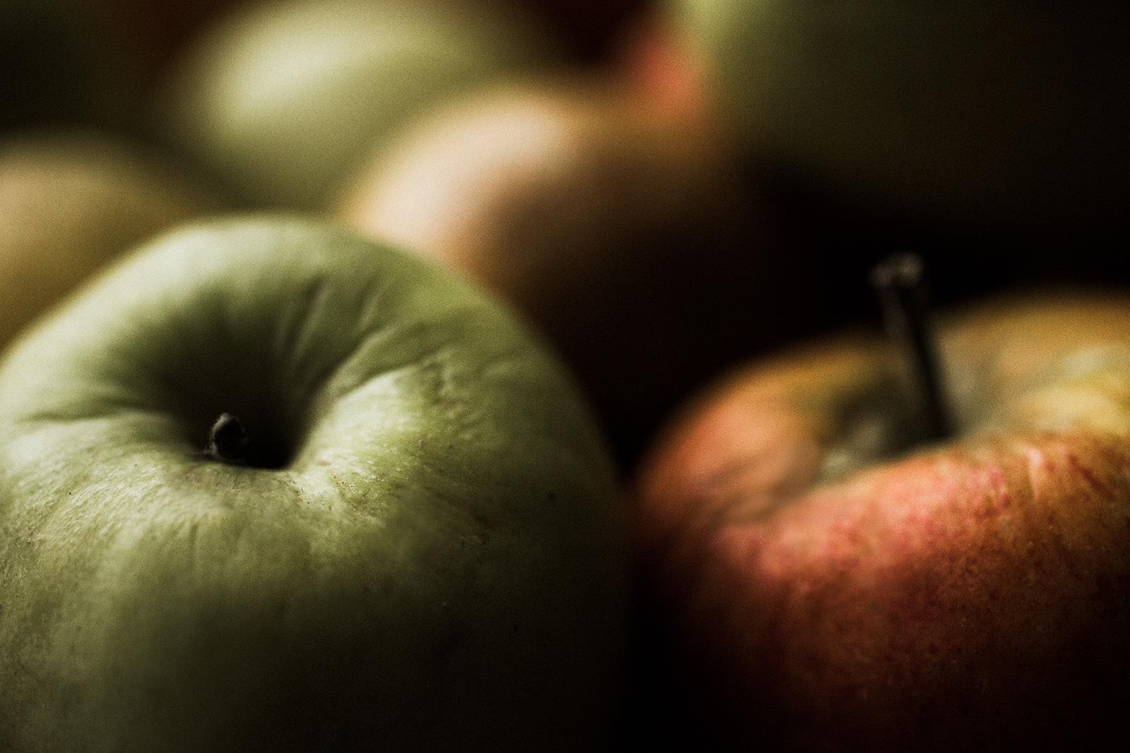 Obst am Morgen und Vormittag